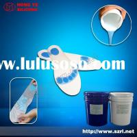 platinum cured silicone rubber for silicone insole items
