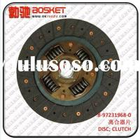 8-97231968-0 Disc Clutch For Isuzu 4JB1