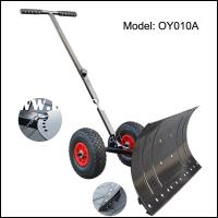 Snow Pusher/ Snow Mover/ Snow Shovel with wheels