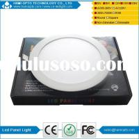 Ultra Thin 1125LM Epistar Round 15W LED Panel Lighting For Home , Dia192mm*H13mm