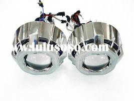 HID bi-xenon projector lens light with double angel eyes (3.0HQD)