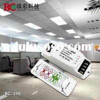 DC12-48V RF remote led dimmer for led panel light