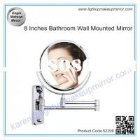 8 Inches Bathroom Wall Mounted Mirror