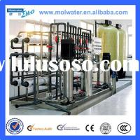 Drinking Mineral Water Treatment Plant Production Line (Hot sale)