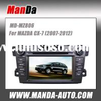 Cheap Car radio stereo gps mp3 for MAZDA CX-7 2007