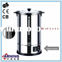 Stainless Steel Hot Water Urn Electric Water Boiler with Digital Control