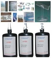 UV Adhesive for glass to glass/metal/plastic(302.303.313)