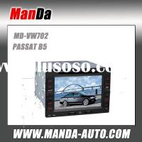 Manda 2 din touch screen car video for VW PASSAT B5/ T4/ T5 in-dash dvd player satellite radio