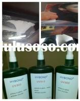 UV Glue for paper to acrylic photo