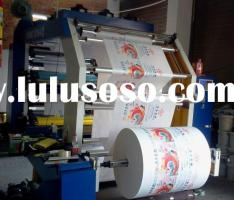 Two Color High Speed Flexo Printing Machine