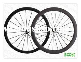 25mm width 38mm+50mm clincher carbon bicycle wheels form boostbicycle.com