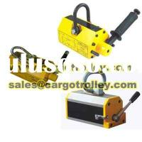 Permanent magnetic lifter from 1 ton to 20 tons
