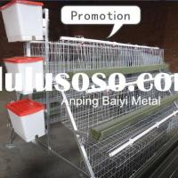 Design Layer Chicken Cage For Sale