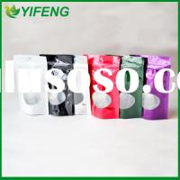 Foil Stand Up Pouches Aluminum Foil Stand Up Bag
