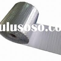 one side aluminum foil reflective insulation with Pe coating