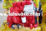Cummins diesel engine spare parts and engine assembly