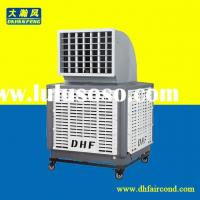 DHF hot selling 18000 air volume portable evaporative air cooler