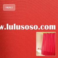 117T 300D polyester Oxford Fabric for shower curtain fabric