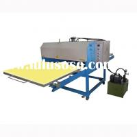 Hydraulic Large Format Heat Press Machine, T shirt Printing Machine