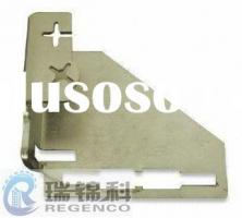 Stamping Bracket, Made of Steel, with Zinc Plating Finish