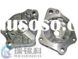 A380 Aluminum / Zinc Die Casting Parts for Machinery Parts