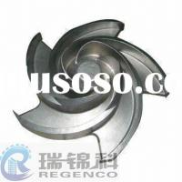 Impeller with Investment Casting Process