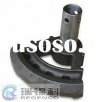 Investment Casting Part for Railway, Made of Alloy Steel, with ±0.005 Inch per Inch Tolerance