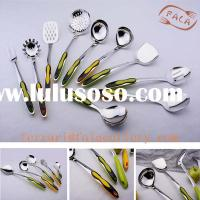 Wholesale Stainless Steel Kitchenware Set