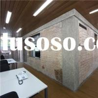 Dasso Indoor 2Ply bamboo flooring, Vertical Carbonized BVC2-970