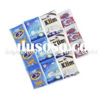 Small sachet bag strong power laundry powder