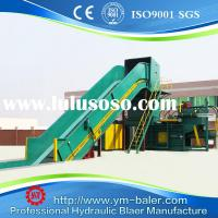 Waste paper baling machine from China manufacture