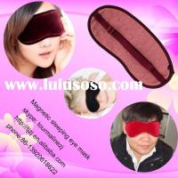 Magnetic therapy sleeping well eye mask healthy eye patch for travel