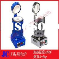 JC 1-4kg Small Industrial Electronic Smelting Furnace