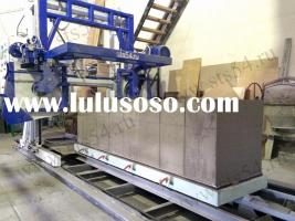Automated Cutting Concrete Brick Complex ARK-005 / Making AAC brick equipment