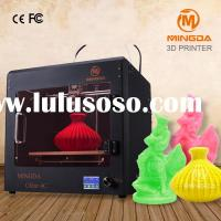 Injection Molding Rapid Prototyping 3D Printer metal frame With Filament
