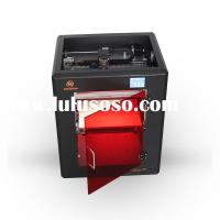 Professional 3D Printers With Square Guide Rail / FDM 3D Printing Machine