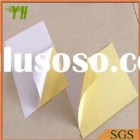 Transparent Self Adhesive Film