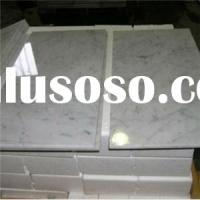 Bianco Carrara White Marble Tile