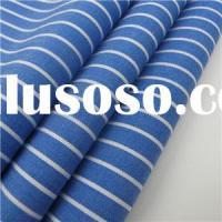 Cotton Yarn Dyed Shirt Stripe Fabric Wholesale