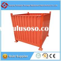 Corrugated Steel Stillage Storage Box Container for sale