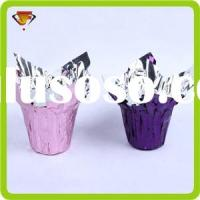 Foil Laminated Flower Pot Cover JFSJ498