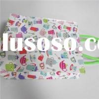 Plastic Coated Paper Shopping Bags