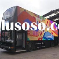 P5 energy saving led bus display