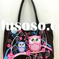 Middle Size Printing Beach Bag, Shopping Bag, JH16001