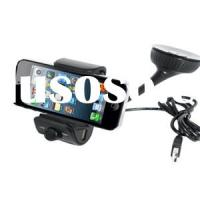 High Quality Car Holder With Bluetooth And Speaker For Smart Phone (BT8115 )