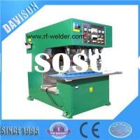12KW High Frequency Tarpaulin And Canvas Welding Machine
