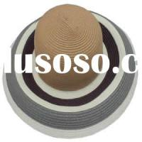 Custom Fashion High Quality Natural Color Floppy Hat