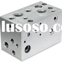 CNC Machined Milled Hydraulic Parts