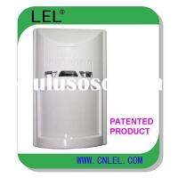 Patent design wide angle PIr motion detector