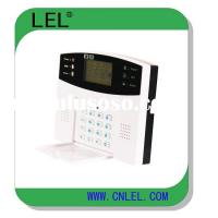 7 wired zones and 99 wireless zones GSM alarm system